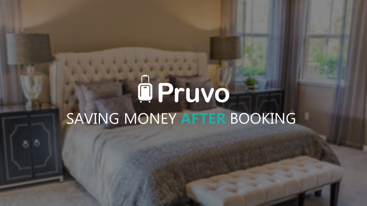 Save money AFTER booking