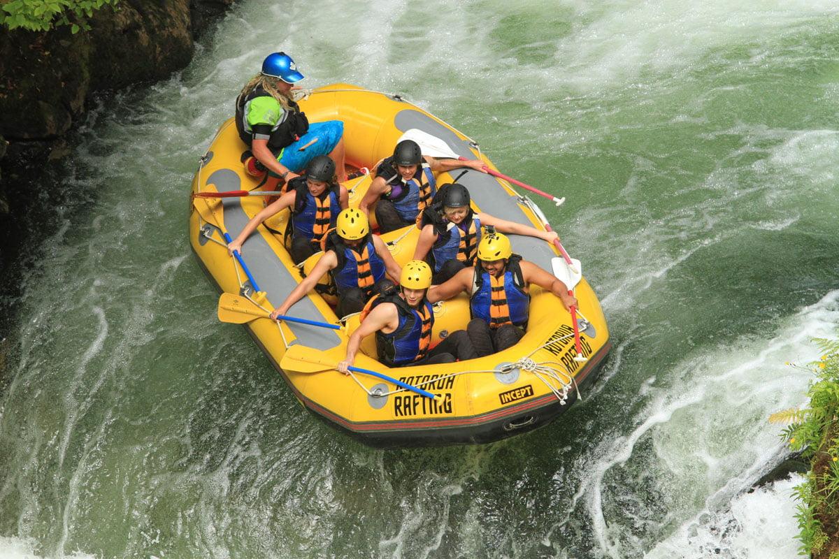 kaituna river raft