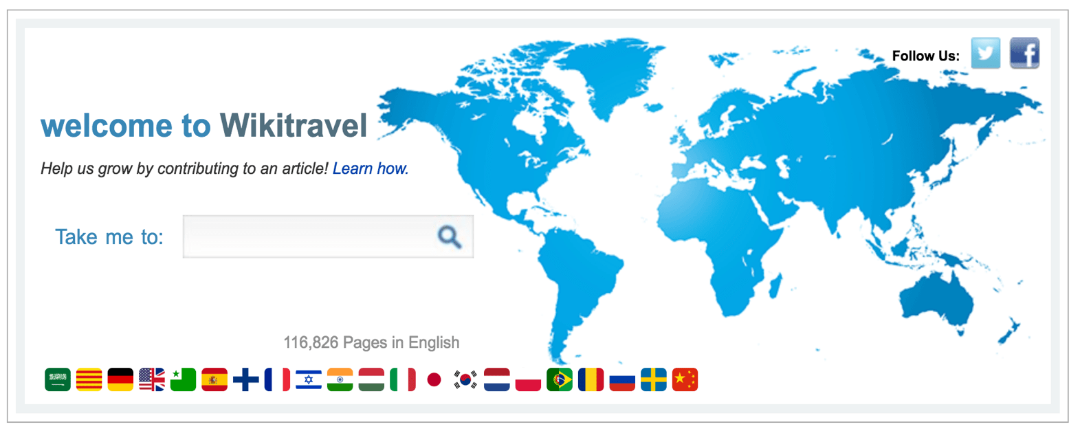 wiki travel for research for your trip
