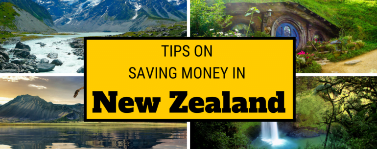 Tips on saving money in New Zealand