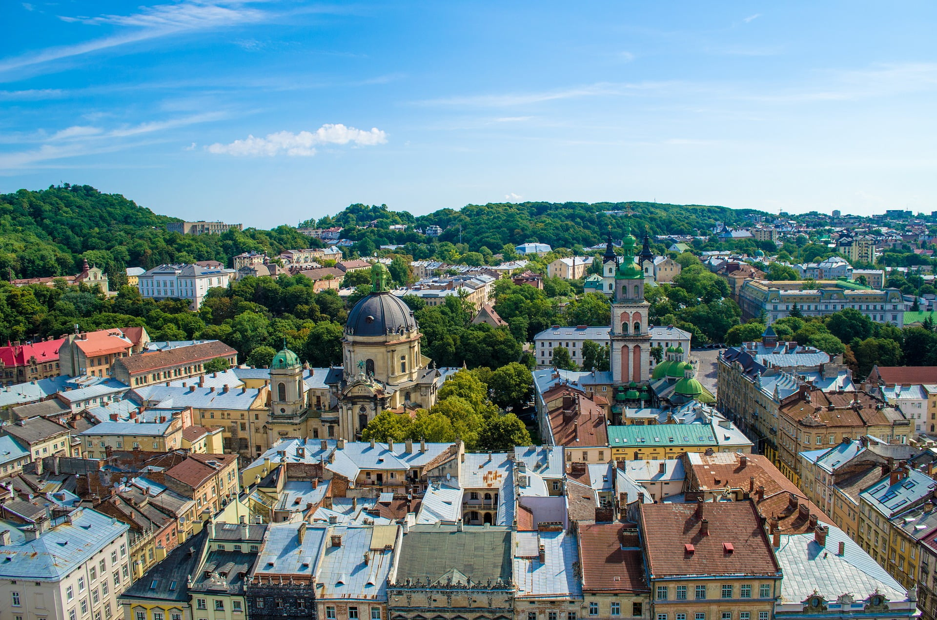 Lviv Cheap places to travel to