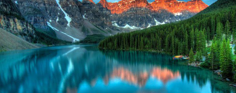 Exploring Banff