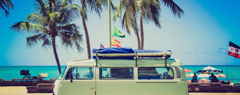 Exciting Task: RV Camping