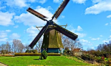 Travelling Holland